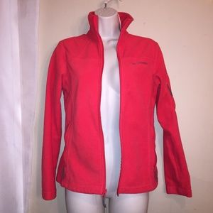Outerwear | Coral Columbia Jacket